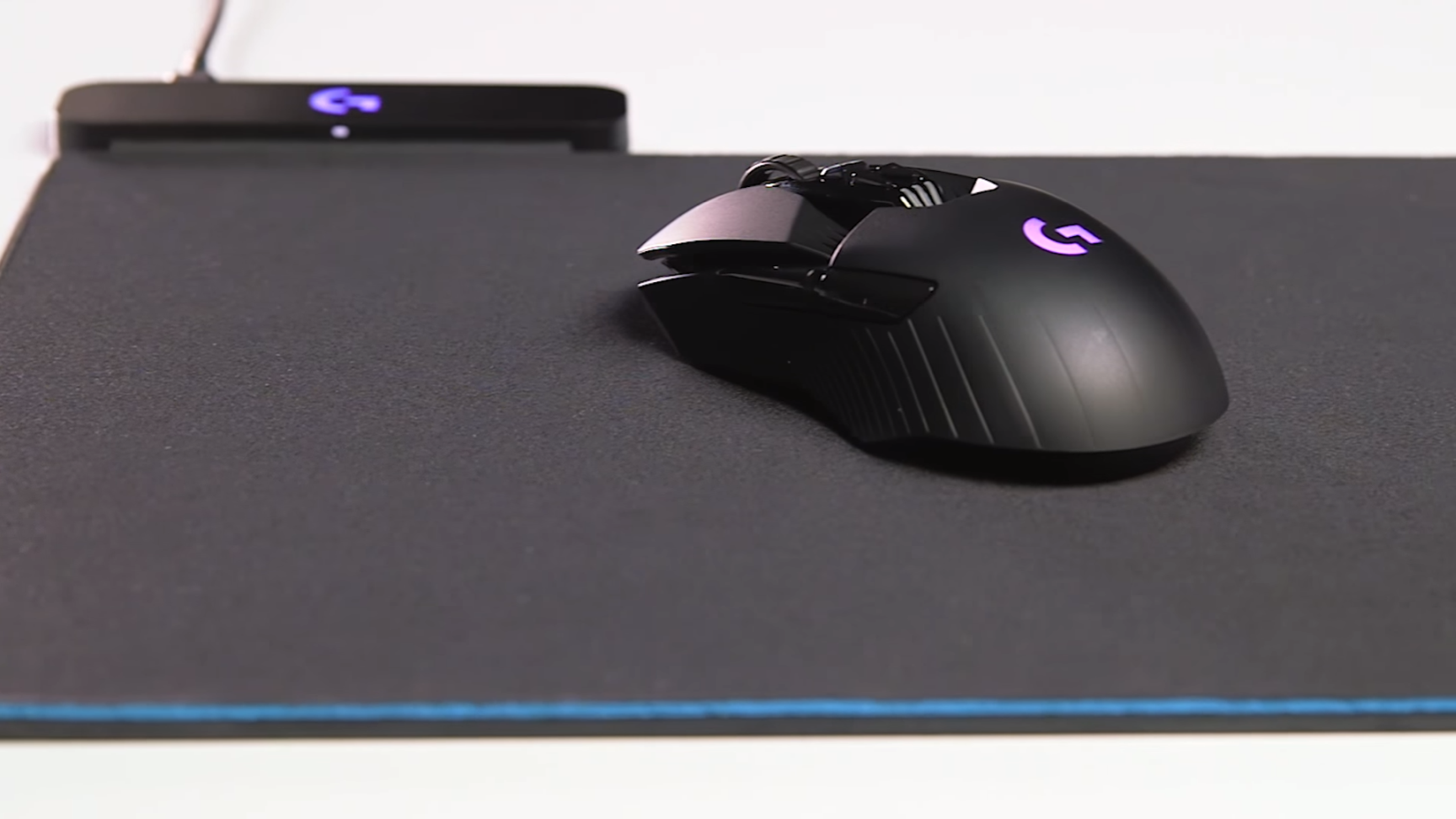 logitech powerplay how to clean
