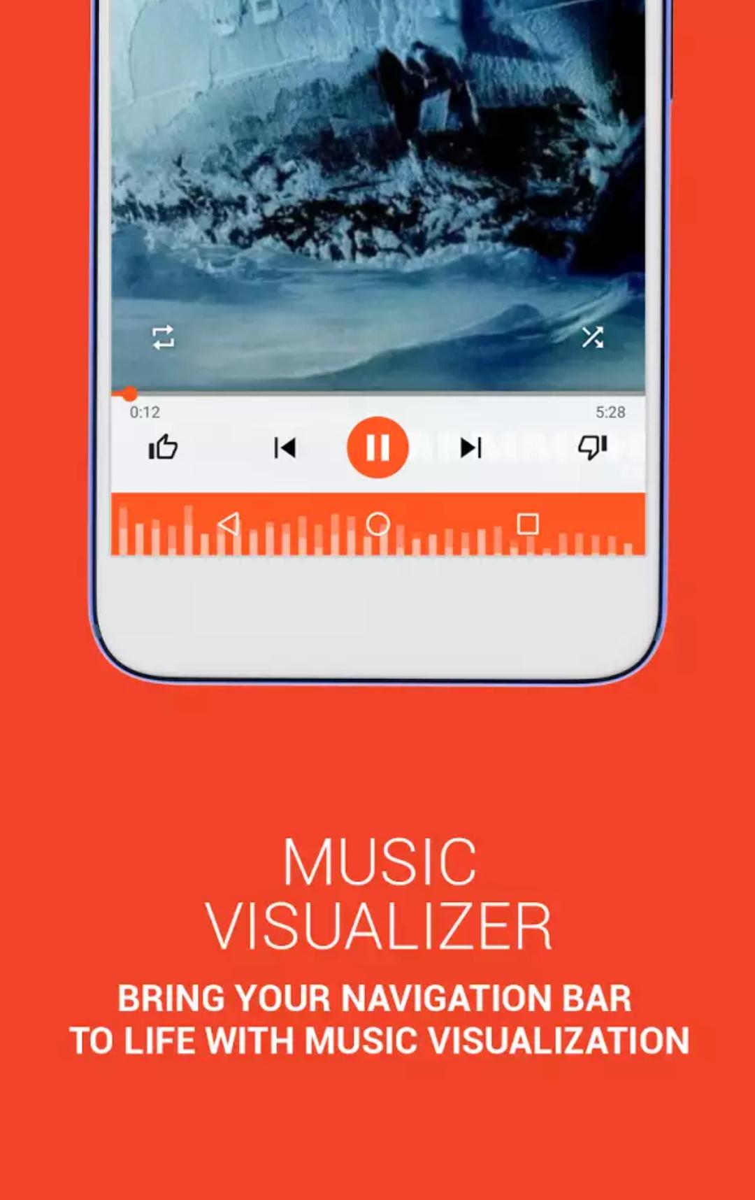 navbar app - aplikácia