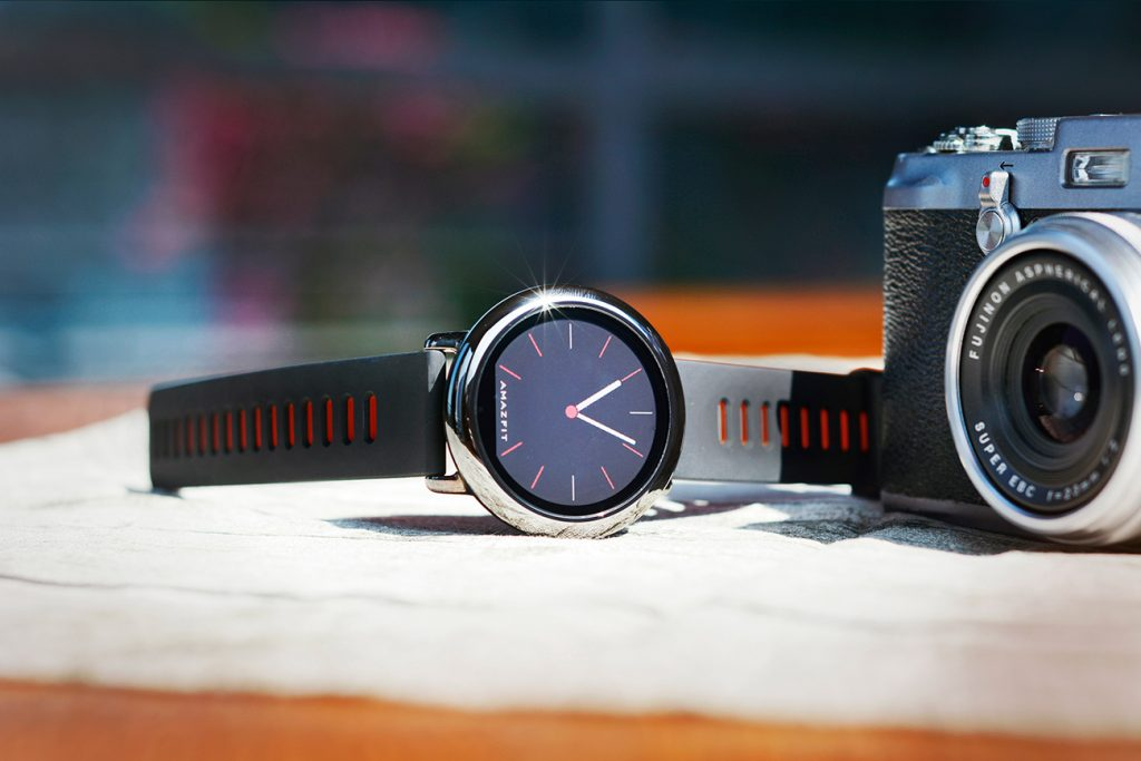 huami amazfit watch