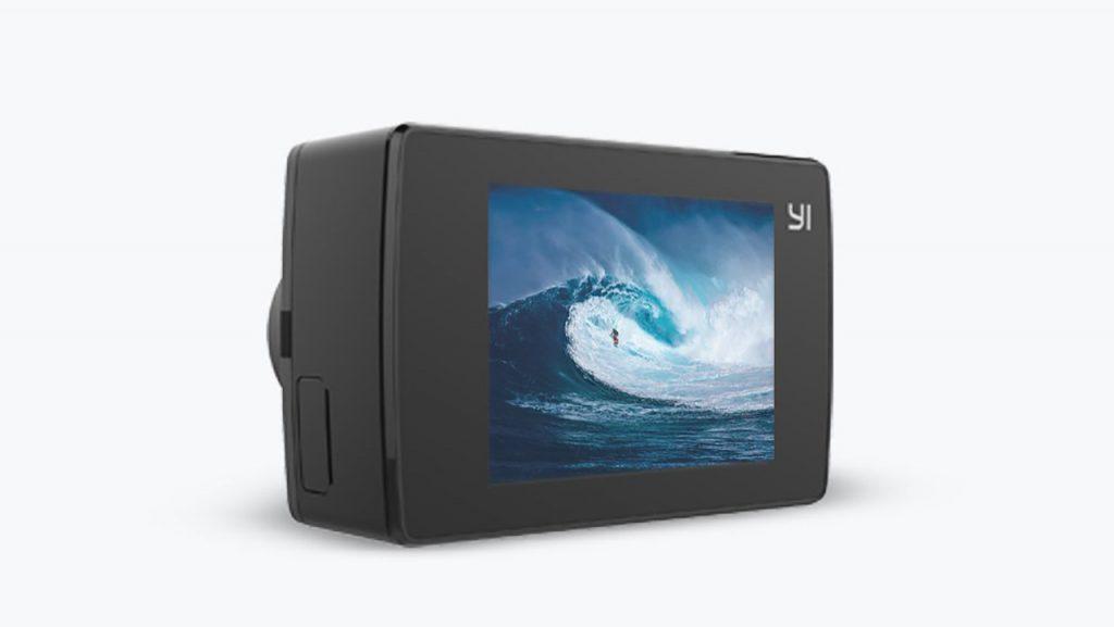yi lite action camera
