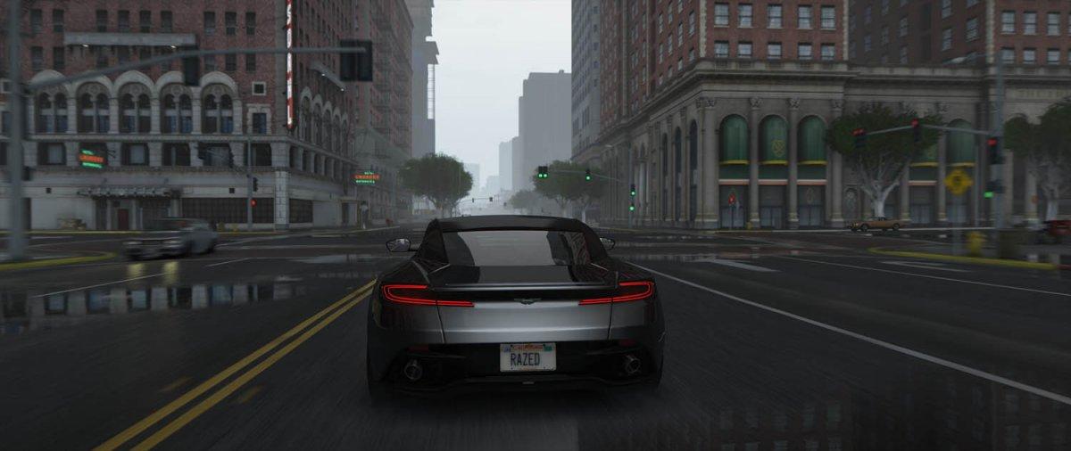 GTA NaturalVision mód