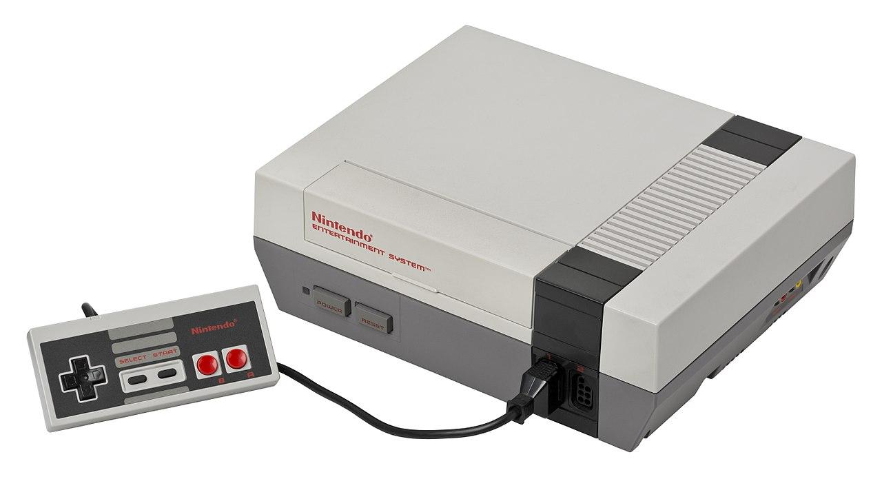 konzola Nintendo NES