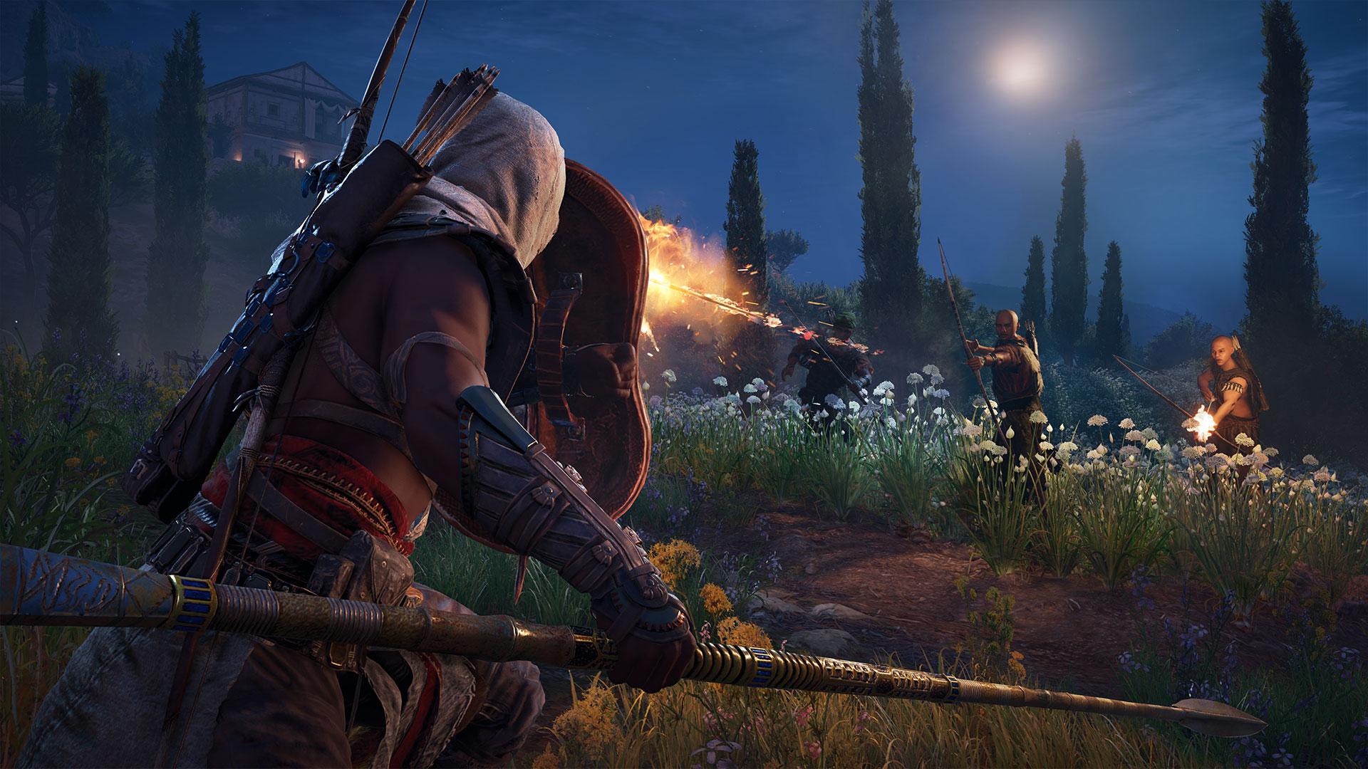 Assassin's Creed unity screen