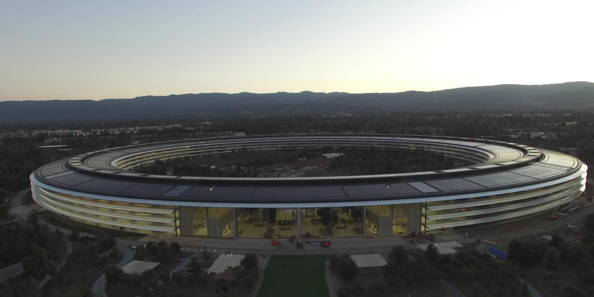 nové sídlo Apple, Apple Park