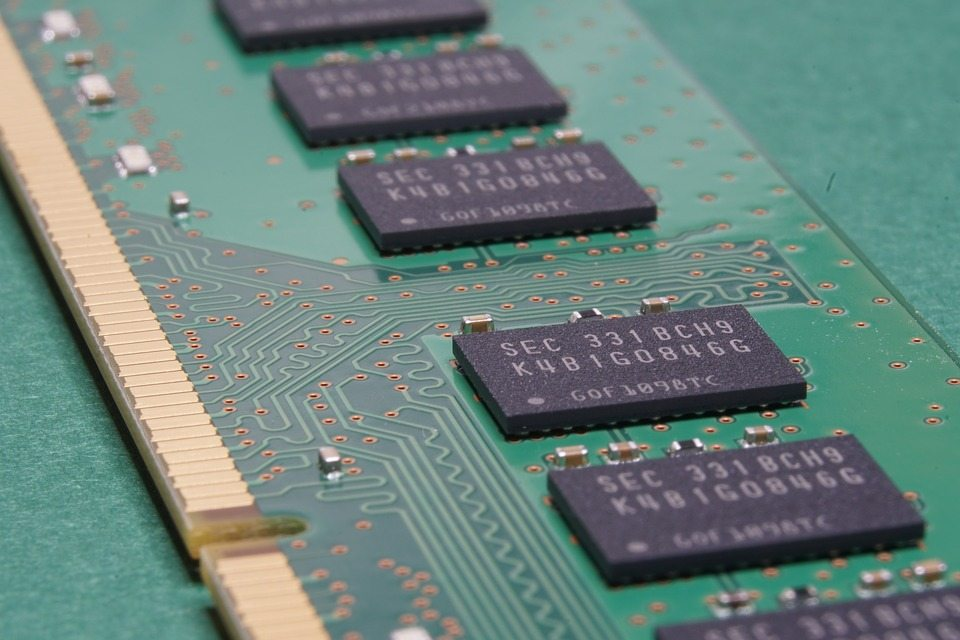 počítačová pamäť, RAM