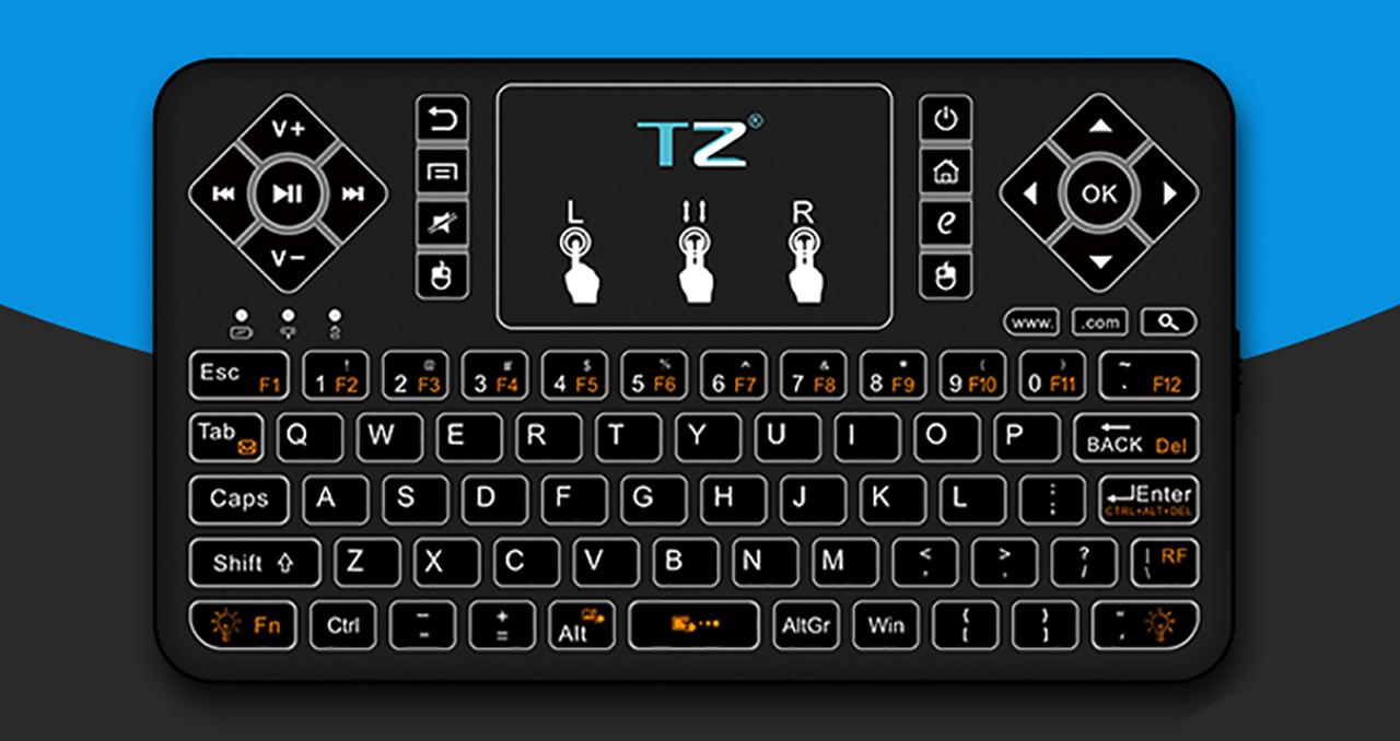 klávesnica