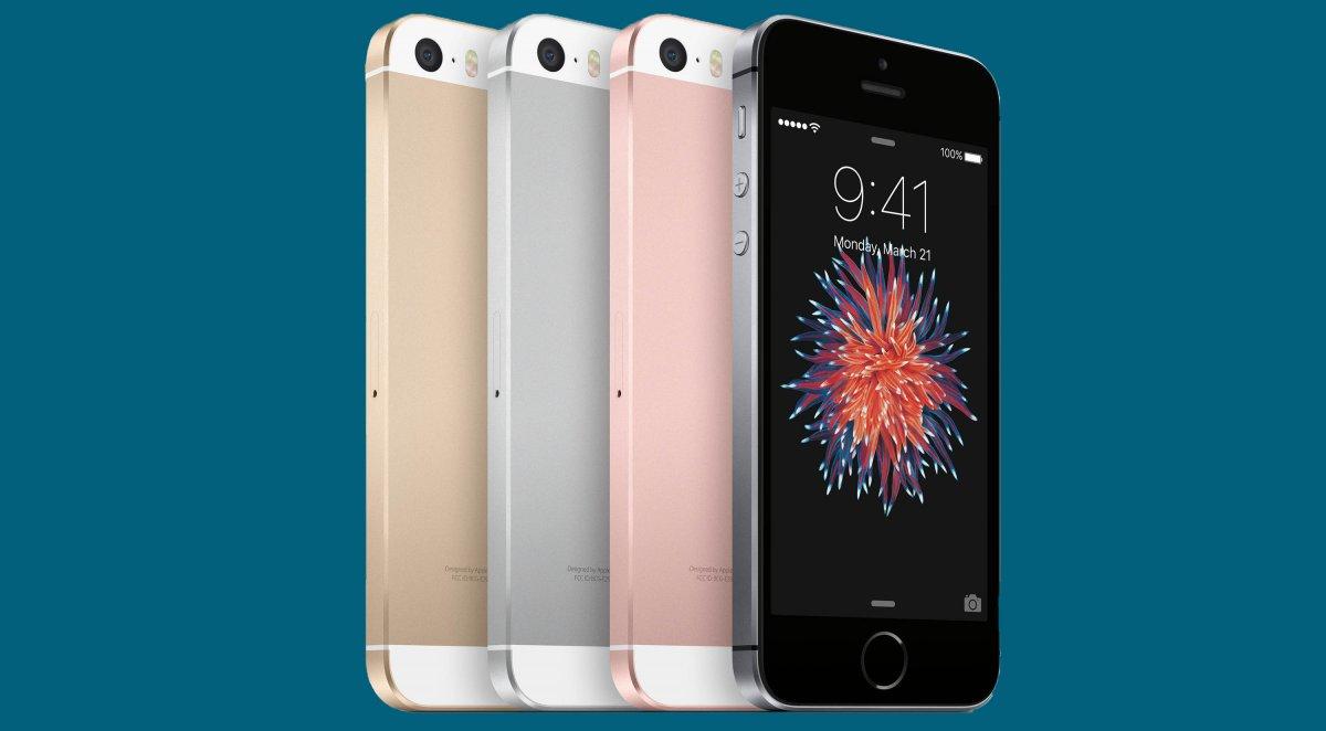 iPhone SE rôzne edície