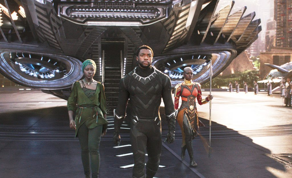 Black Panther rekordy v tržbách