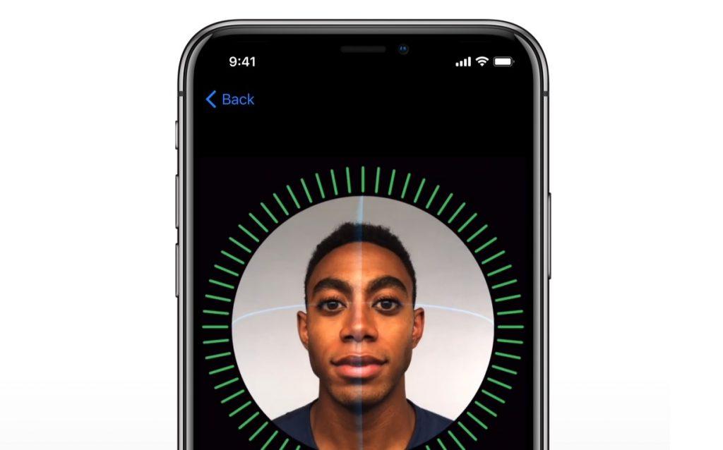 3D rozpoznávanie tváre Android