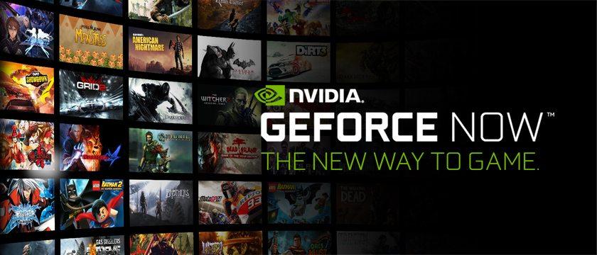Geforce Now Banner