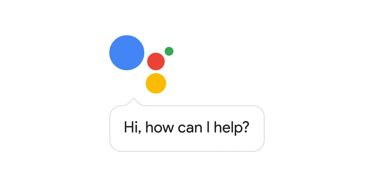 google asistent