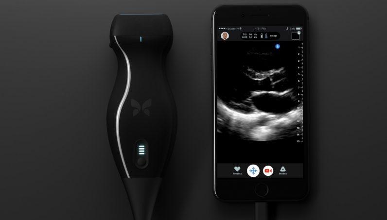 prenosný ultrazvuk Butterfly iQ