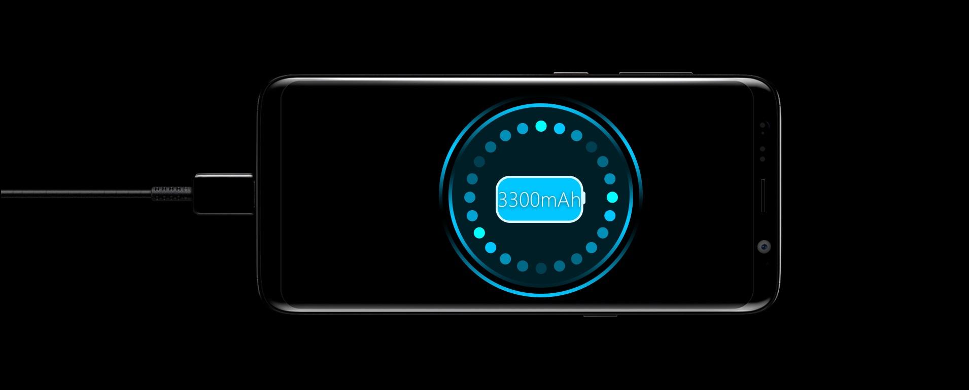 Meiigoo S8 batéria