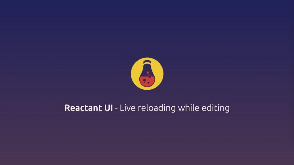 reactant-framework
