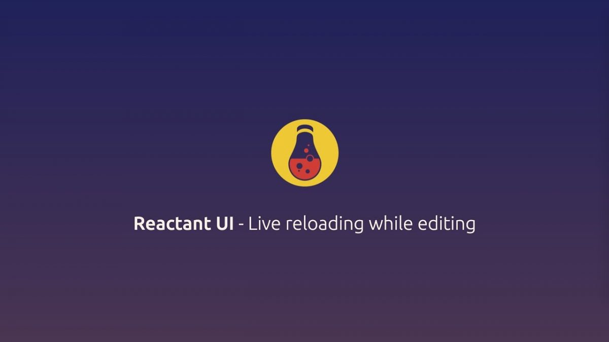 reactant-framework