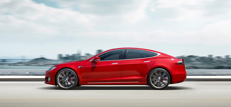 Tesla 75D upgrade