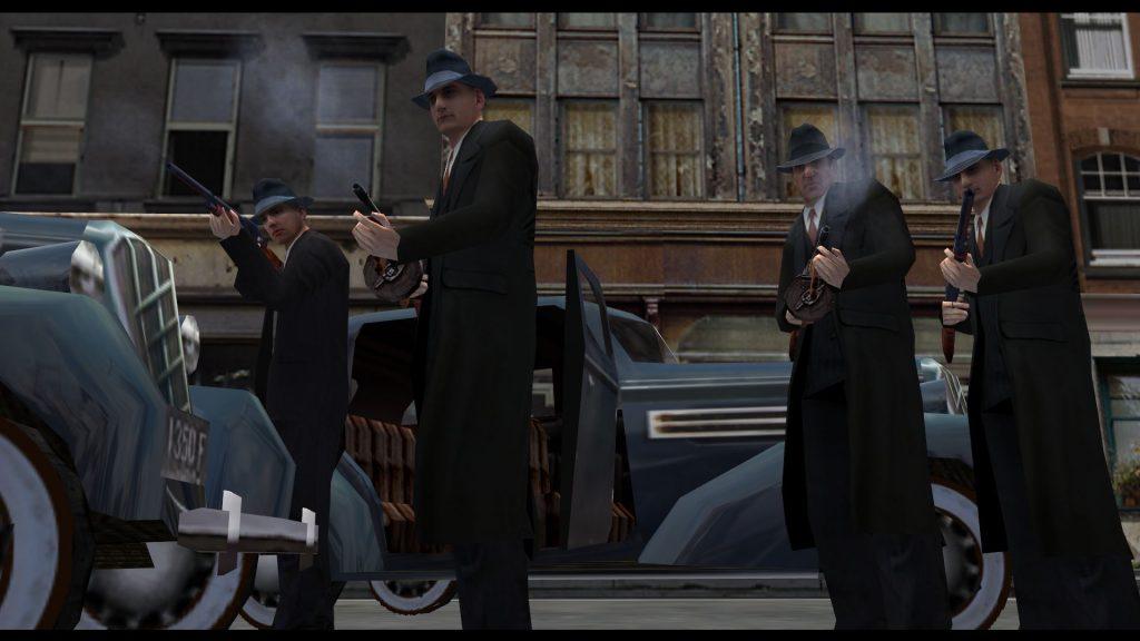 mafia je opäť na Steame
