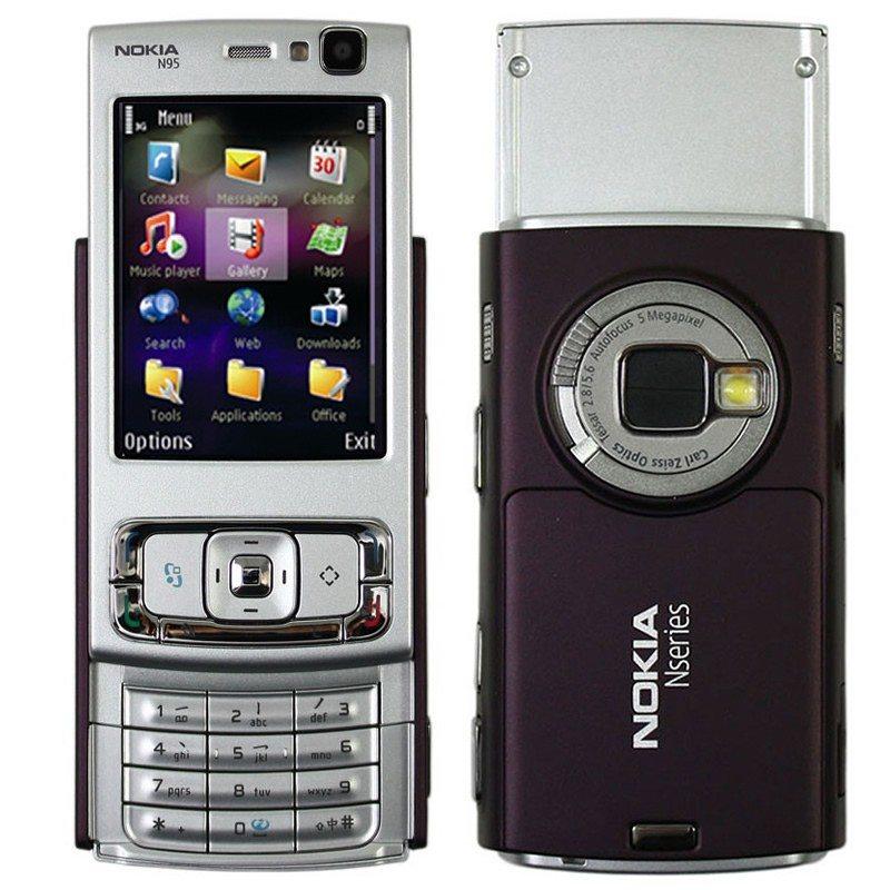 telefony v roku 2007