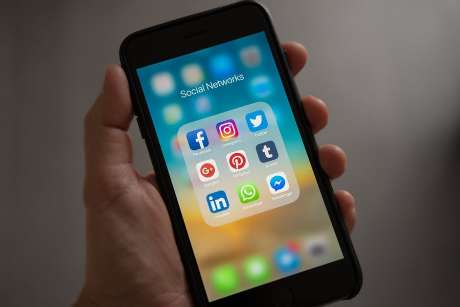 facebok, Instagram, Twitter, apps