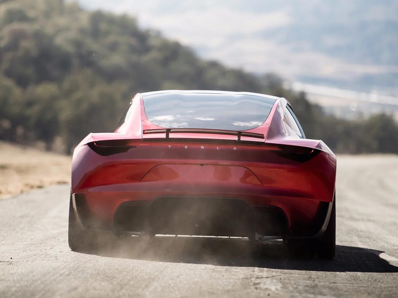 Tesla Roadster 2