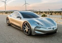 Elektromobil Fisker eMotion