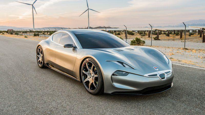 Elektromobil Fisker eMotion