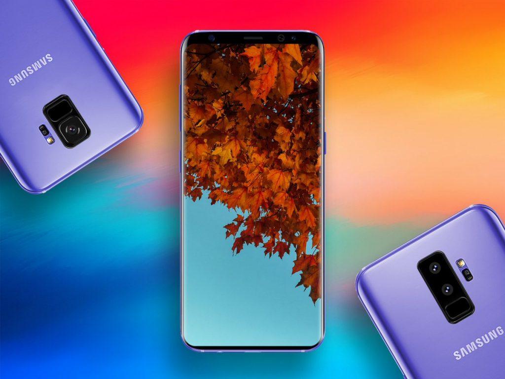 Sasmung Galaxy S9 / Sasmung Galaxy S9+