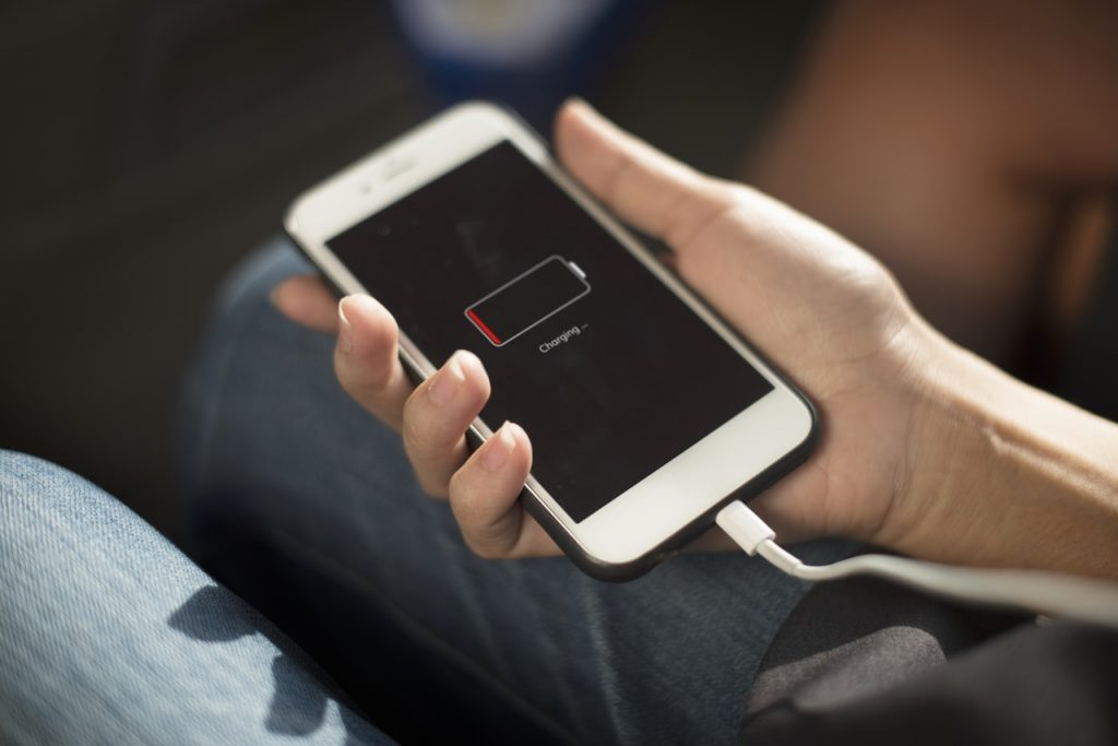 výmena batérie Apple