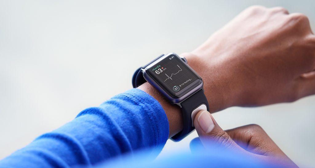 KardiaBand Apple Watch