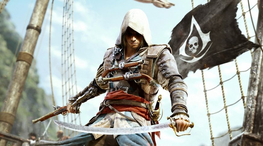 Assasin's Creed Black Flag