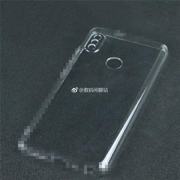 údajná podoba Xiaomi Mi MIX 3