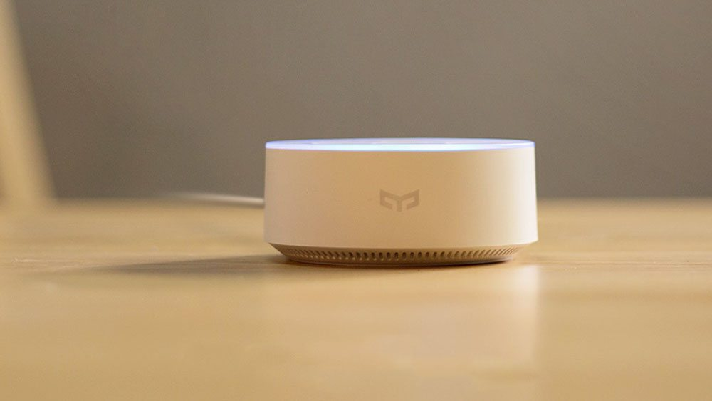 xiaomi yeelight voice assistant