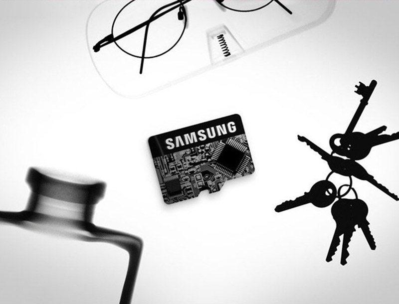 Samsung Evo Plus MicroSD