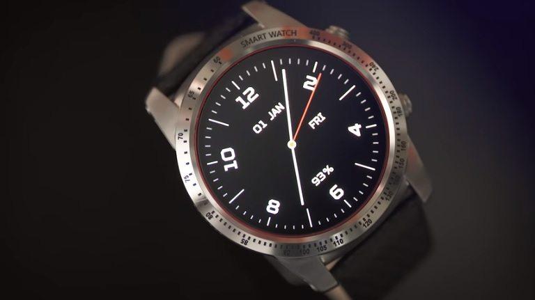 fe5ff8ea0 Tieto nadupané smart hodinky majú AMOLED displej, 3G konektivitu aj 2 GB  RAM. Ich nízka cena ťa prekvapí