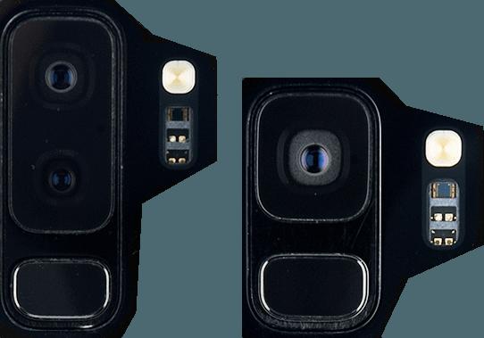 Samsung Galaxy S9 zadný fotoaparát