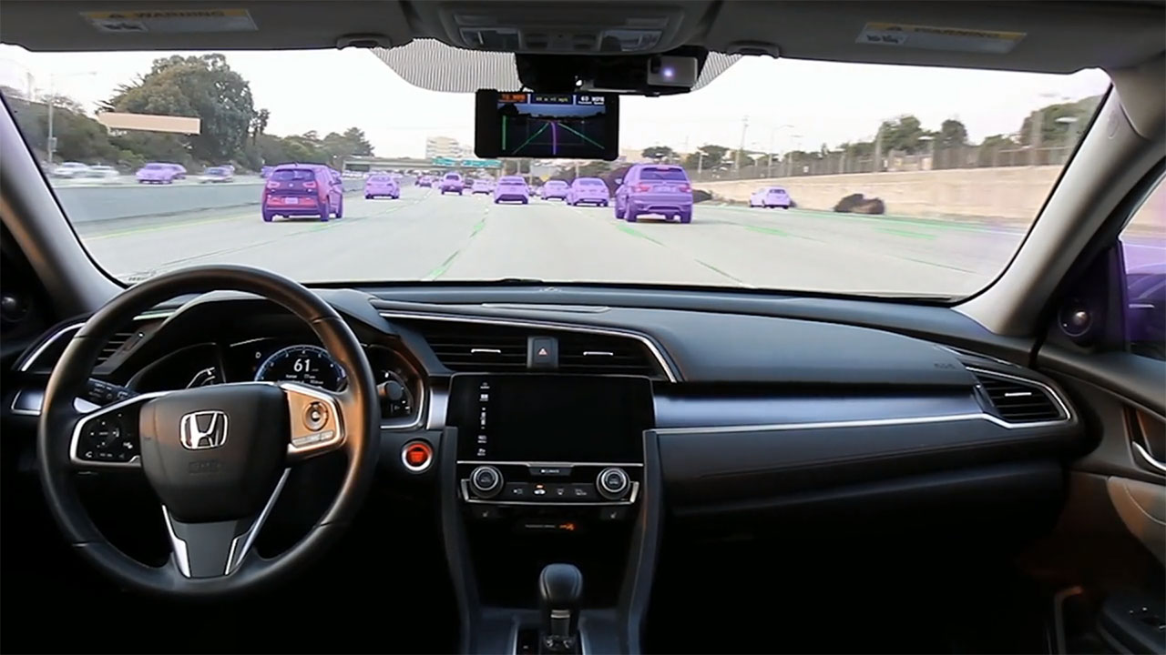 samojazdiace autá