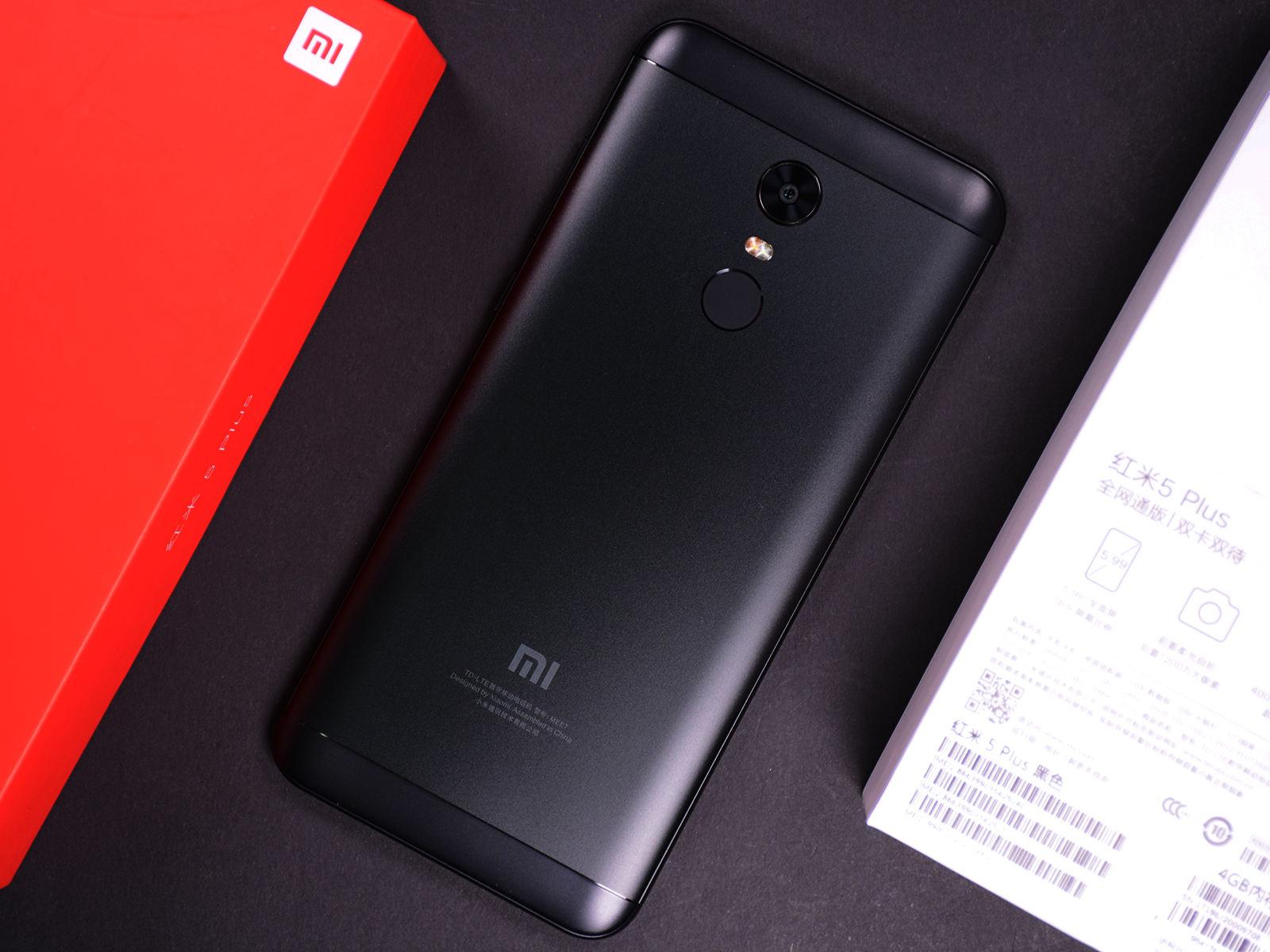Konečne Xiaomi Redmi 5 Plus prichádza s plnou podporou LTE Nech½ba fantastická cena a doručenie bez ďalÅ¡ch poplatkov