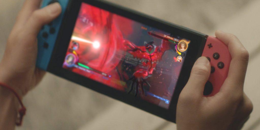 Nintendo switch odhalilo nádor