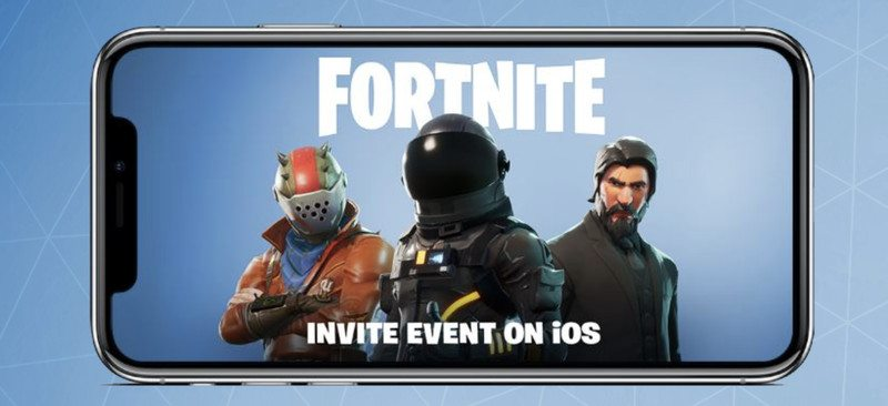mobilná verzia Fortnite Battle Royal