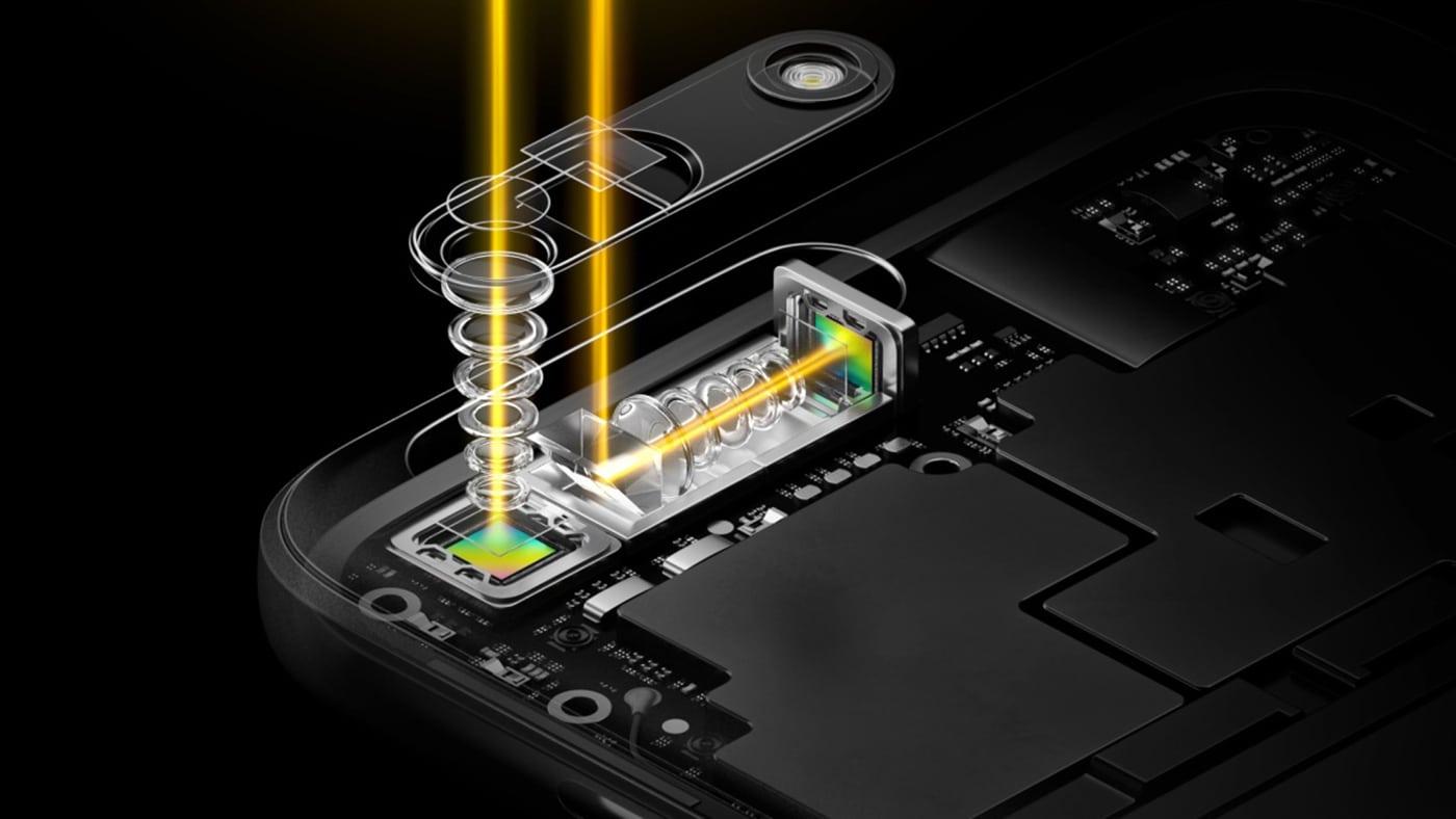 Oppo lens Find X