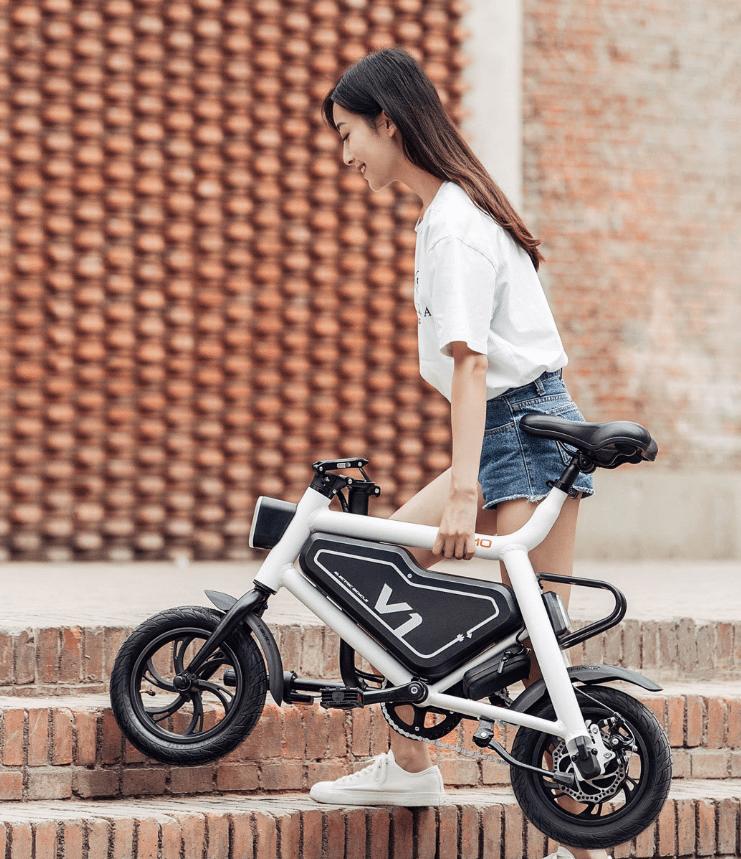Elektrický Xiaomi bicykel