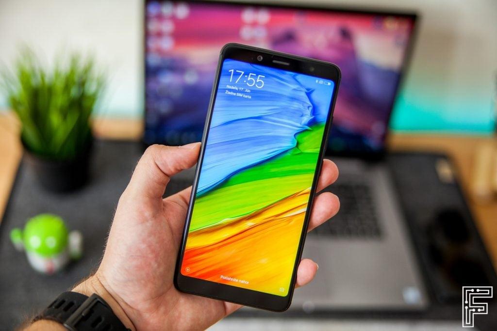 recenzia Xiaomi Redmi Note 5