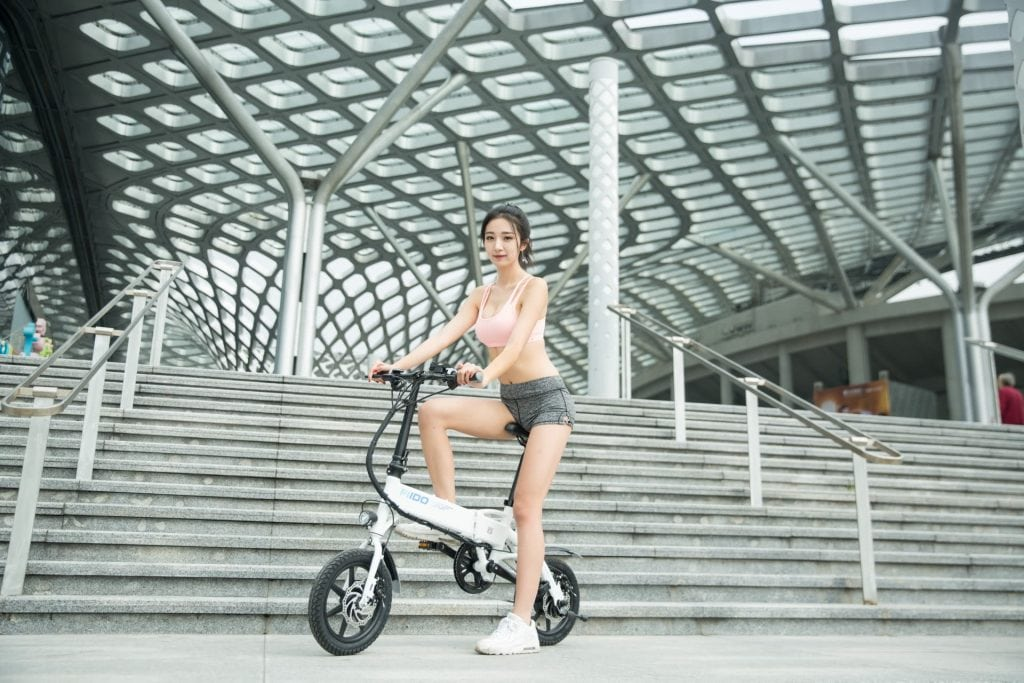elektrobicykel Fiido D1