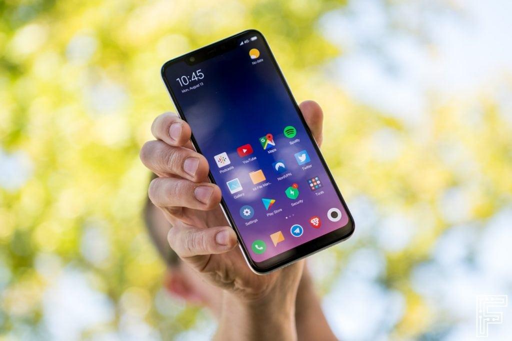 Xiaomi Mi 8 globalna verzia