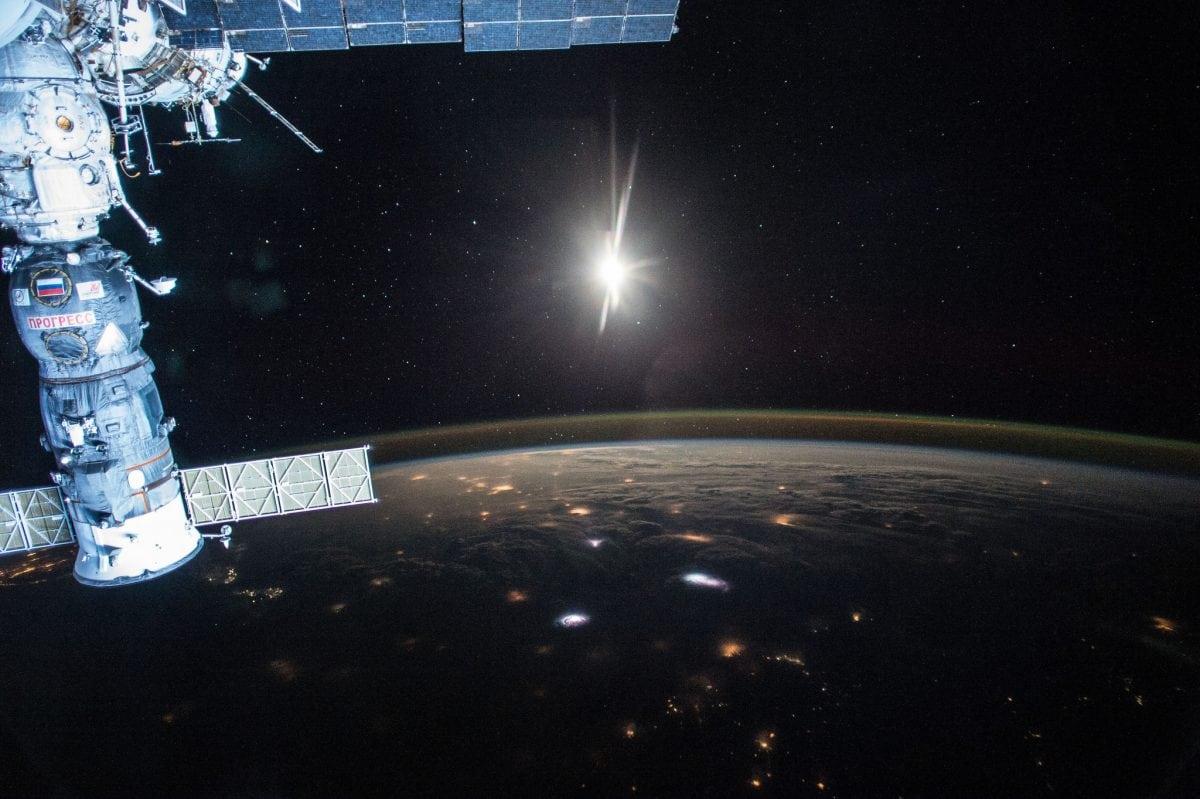 diera na kozmickej lodi sojuz