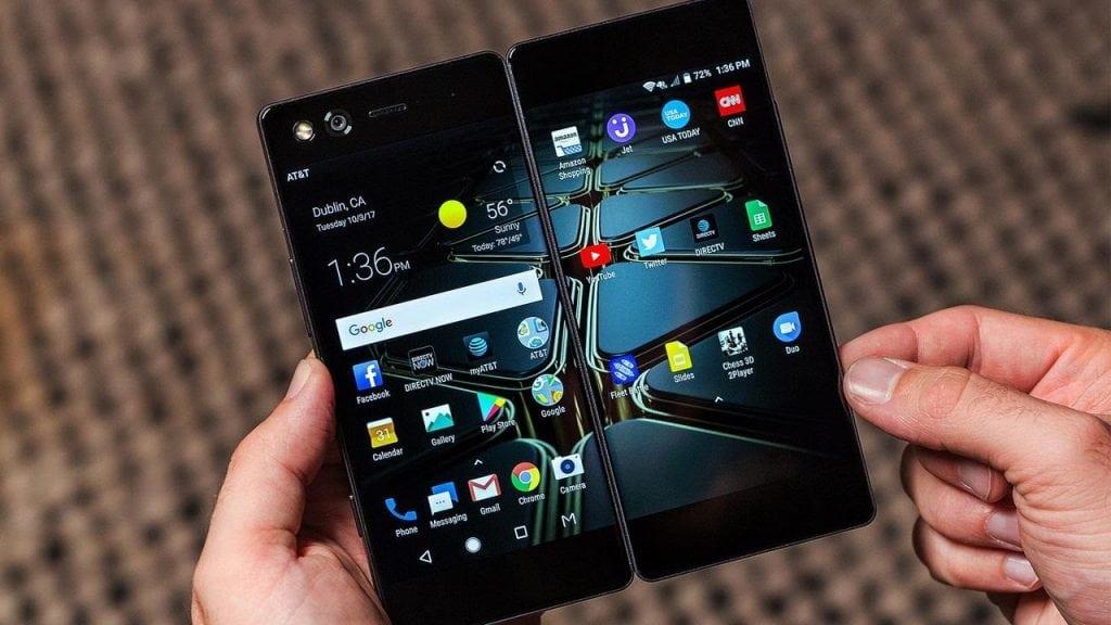 huawei predstaví vlastný skladací smartfón