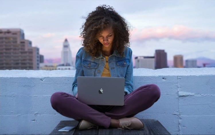 nový MacBook