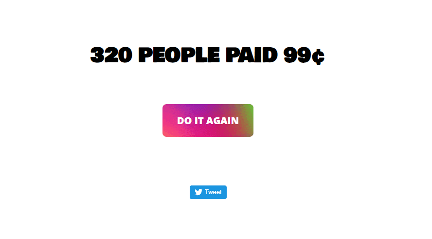 who paid 99