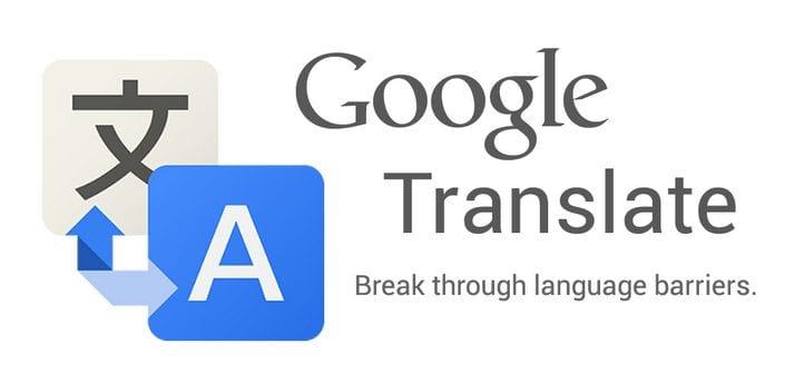 Google Translate/Facebook