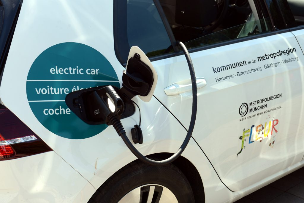 elektromobily na slovensku